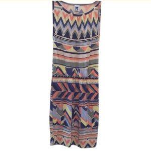 Missoni Print Dress